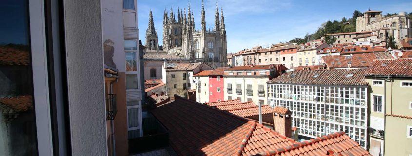 Mejores hoteles en el Camino de Santiago en Burgos