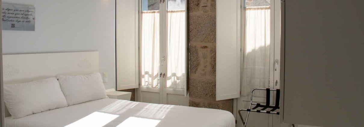 Alda San Bieito es uno de los mejores hoteles en el centro de Santiago de Compostela