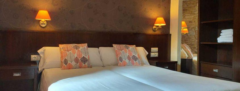 Alojarse en Alda Algalia como uno de los mejores hoteles en el centro de Santiago de Compostela