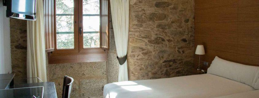 Uno de los mejores hoteles en el centro de Santiago de Compostela