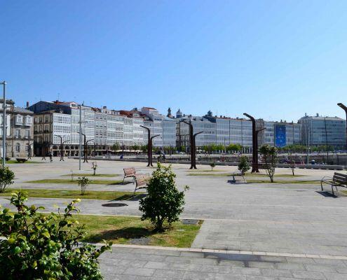 Escapada familiar en A Coruña