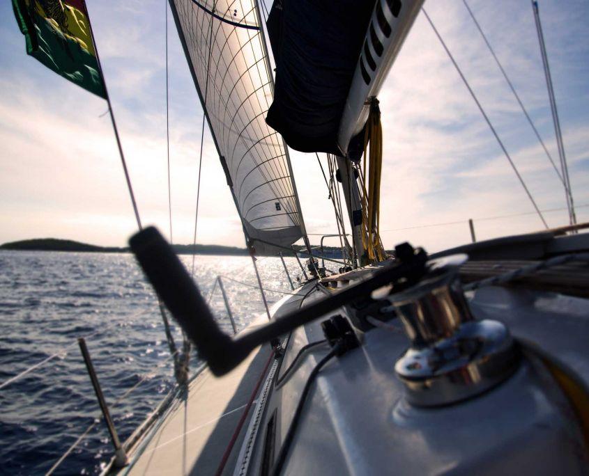 Escapada licencia náutica en Sada