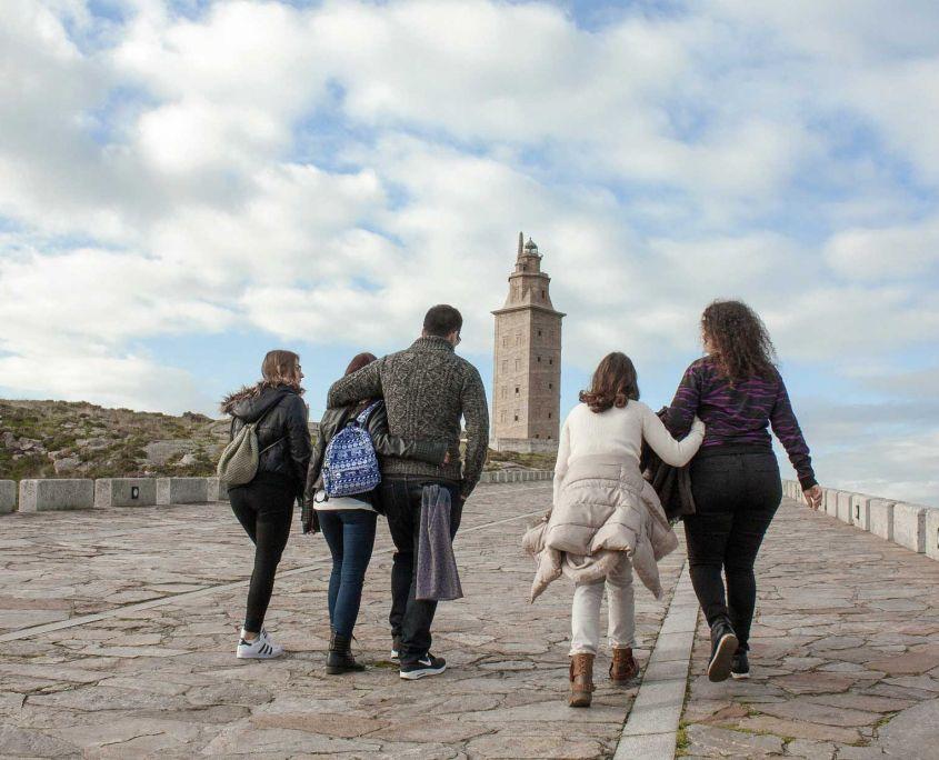 Las mejores escapadas en Galicia para familias con niños
