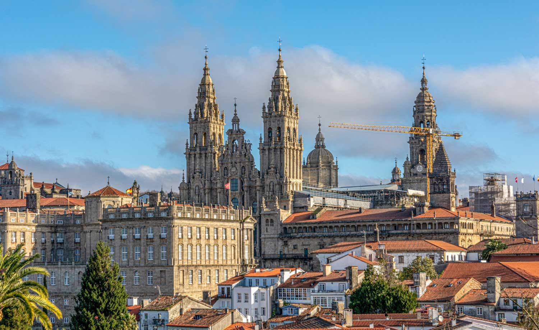 La Catedral es una de las cosas imprescindibles que ver en Santiago de Compostela