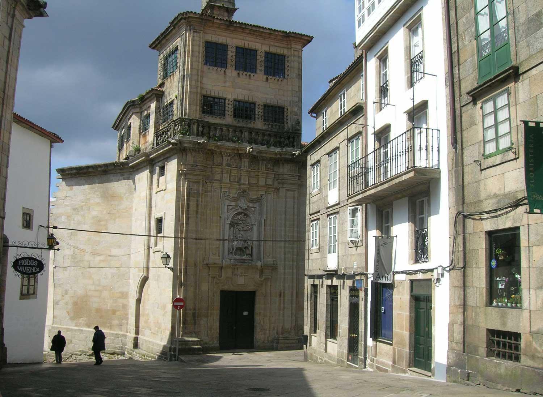 San Paio de Antealtares es una de las cosas imprescindibles que ver en Santiago de Compostela